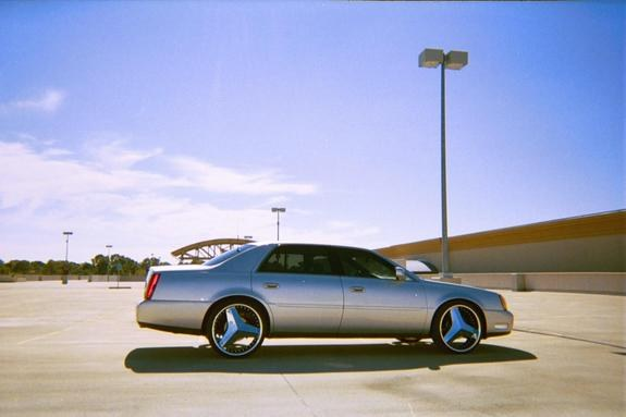 Another Htx_Lac_on_Chopz 2002 Cadillac DeVille post... - 9115558