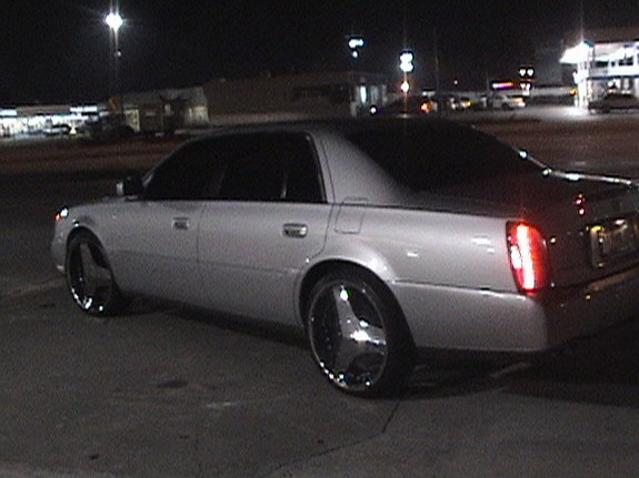 Another Htx_Lac_on_Chopz 2002 Cadillac DeVille post... - 9115564