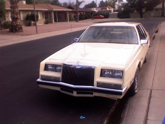 mgill85258's 1981 Chrysler Imperial