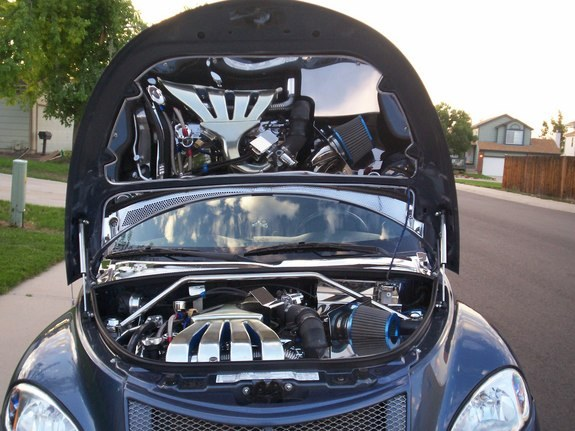 Img together with Hagg Goose A as well Large as well Large further Bracketdo Xxf. on 03 pt cruiser custom hood