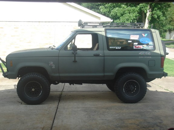 Another MIKRIB 1988 Ford Bronco II post... - 9124169
