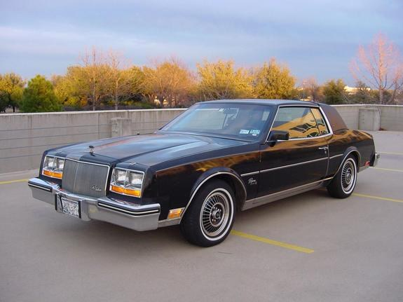 sosuzguy 1984 buick riviera specs photos modification. Black Bedroom Furniture Sets. Home Design Ideas