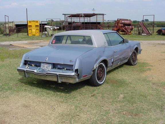 Another sosuzguy 1983 Buick Riviera post... - 9362933