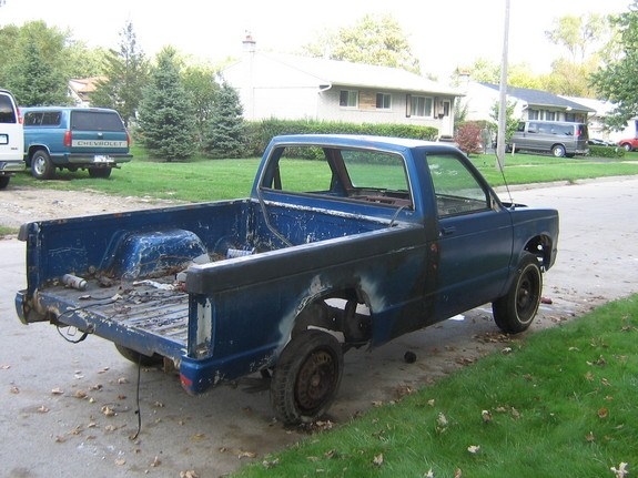 Another Sprawler2525 1986 Chevrolet S10 Regular Cab post... - 9363295