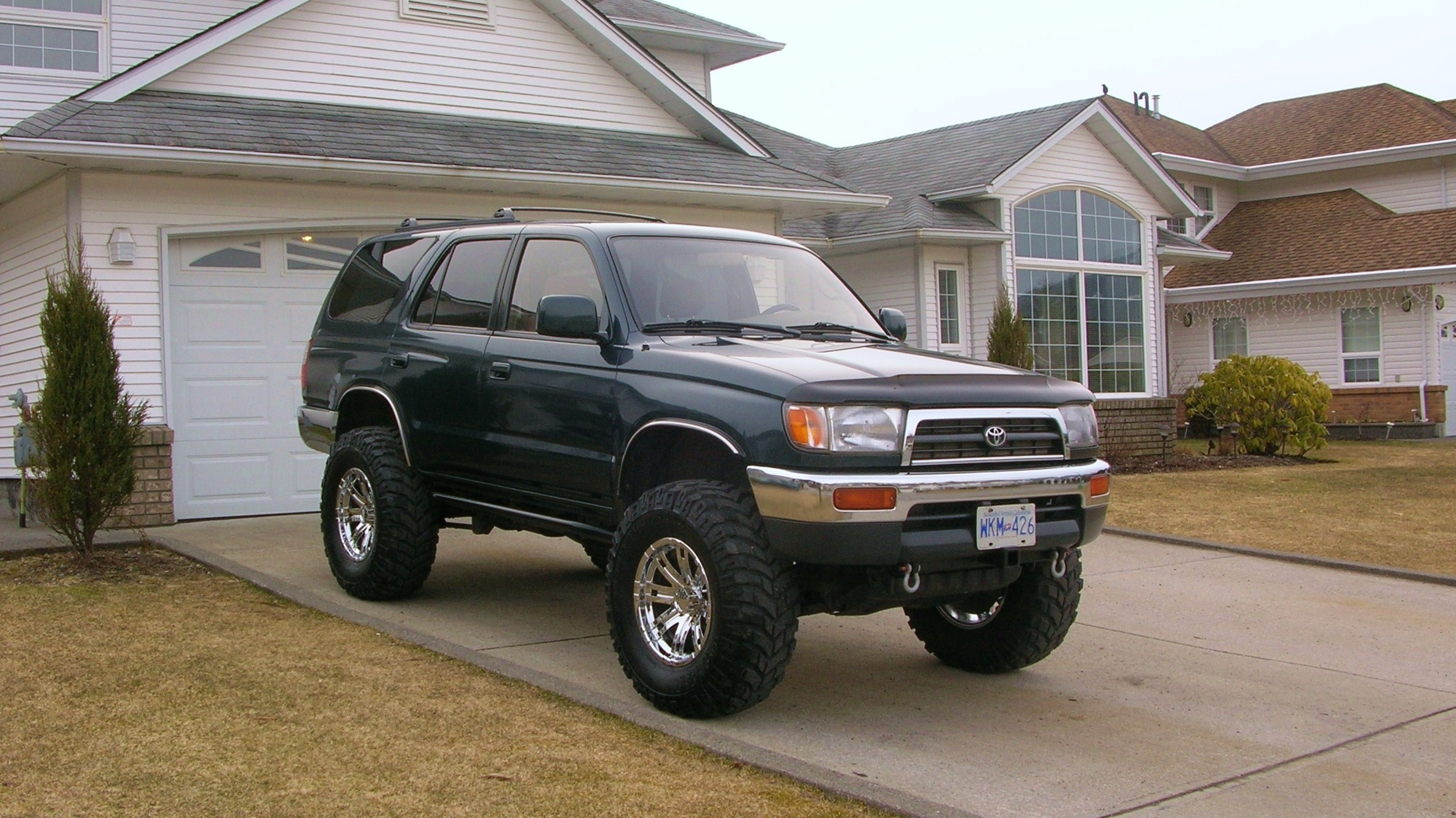 swedesr5 1998 toyota 4runner specs photos modification. Black Bedroom Furniture Sets. Home Design Ideas