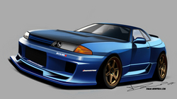 Ahmed_sas 1994 Nissan Skyline