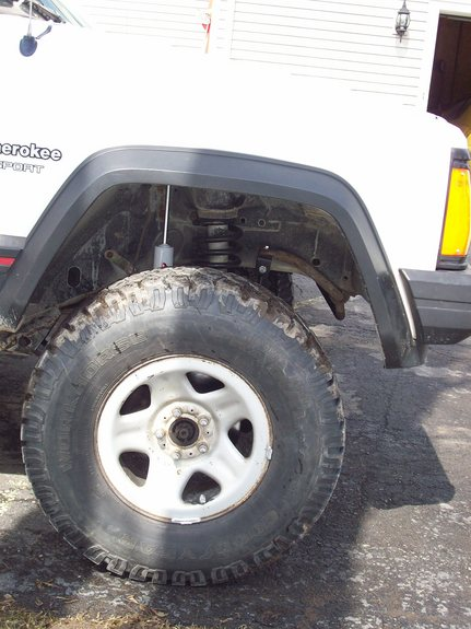 FORD826 1996 Jeep Cherokee