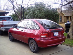 lil_red_rocket 1997 Ford Aspire