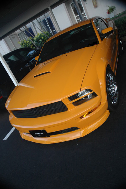 Another orangedreamgt 2007 Ford Mustang post... - 11579166