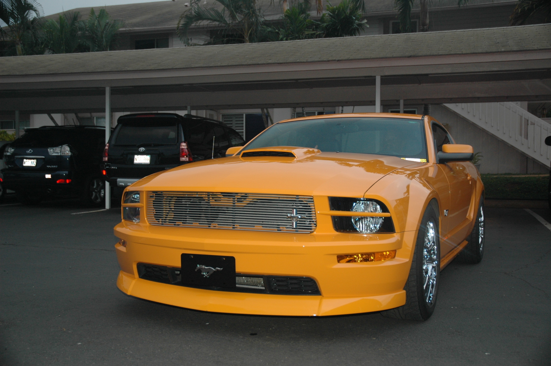 Another orangedreamgt 2007 Ford Mustang post... - 11579167