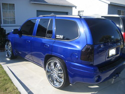RollinDUBFourss 2004 GMC Envoy