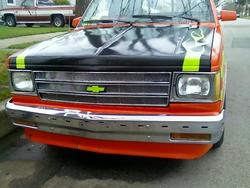 xtream_dreamss 1982 Chevrolet S10 Regular Cab
