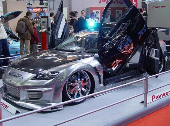 miragerider 2006 Mazda RX8 Specs Photos Modification Info at