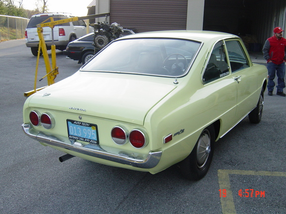 Another bobby58153 1971 Mazda R100 post...4192790 by ...