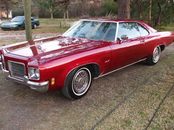 Another blacklacon22 1971 Oldsmobile Delta 88 post... - 11003812