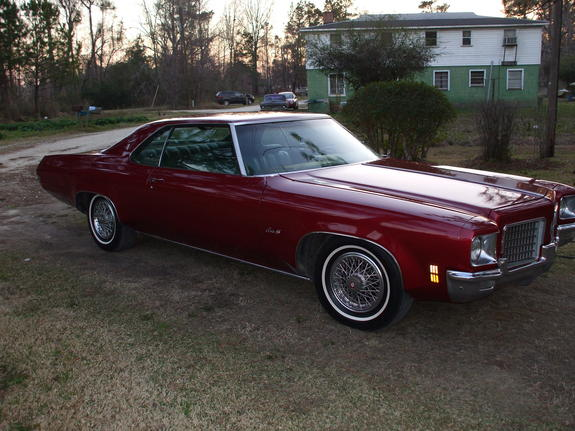 Another blacklacon22 1971 Oldsmobile Delta 88 post... - 11003813