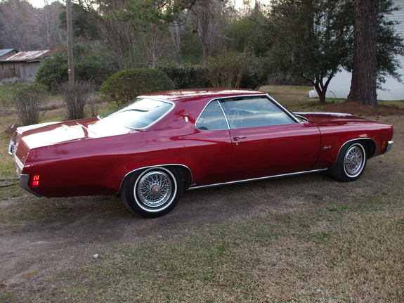 Another blacklacon22 1971 Oldsmobile Delta 88 post... - 11003814