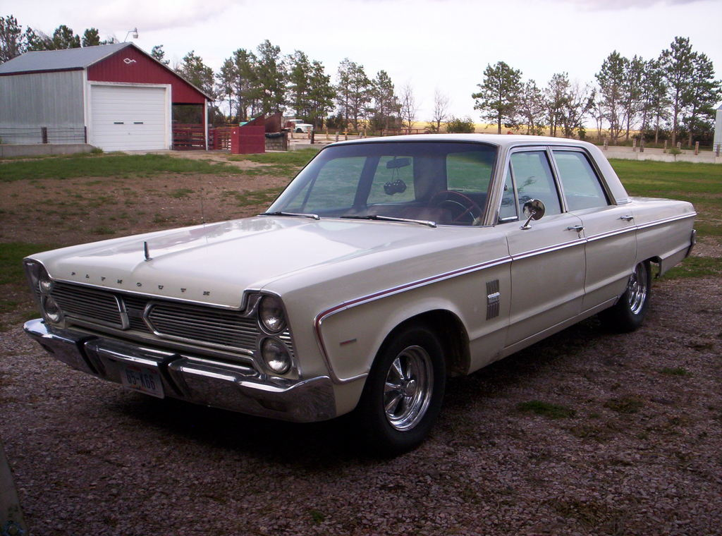 Kgclassiccars 1966 Plymouth Fury III 30017050010 Large