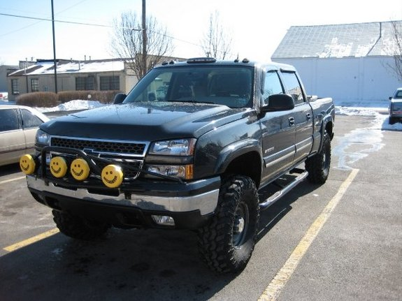 Another 99chevyclassic 2003 Chevrolet Silverado 1500 Regular Cab post... - 11002519