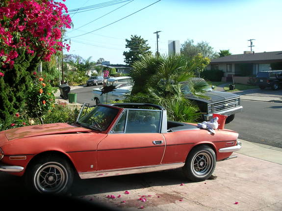 SDHARLEYGUY 1974 Triumph Stag 11002712
