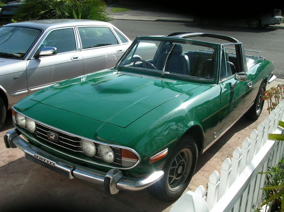 SDHARLEYGUY 1974 Triumph Stag 11002717