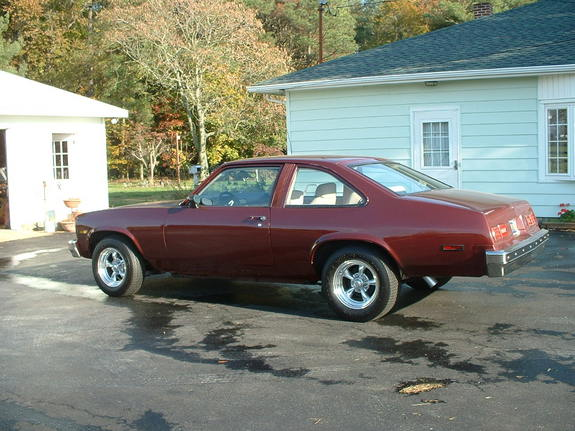 Timtype87 1976 Chevrolet Nova Specs Photos Modification