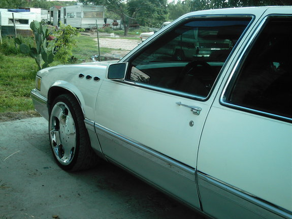 Another 45851 2002 Cadillac DeVille post... - 11011770