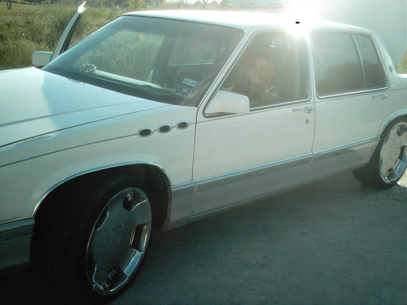 Another 45851 2002 Cadillac DeVille post... - 11011771