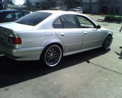bigkcx23s 2002 BMW 5 Series
