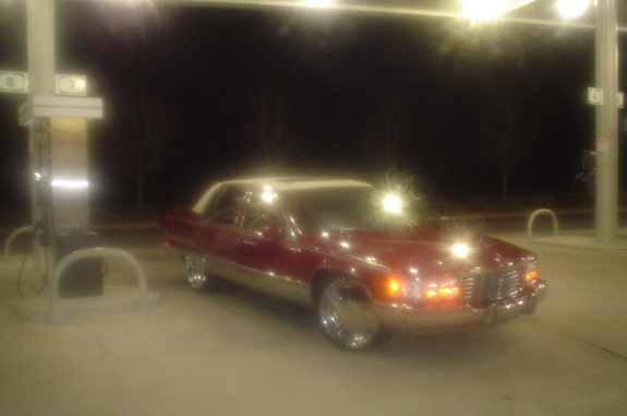 Another Dupree1184 1993 Cadillac Fleetwood post... - 9364458