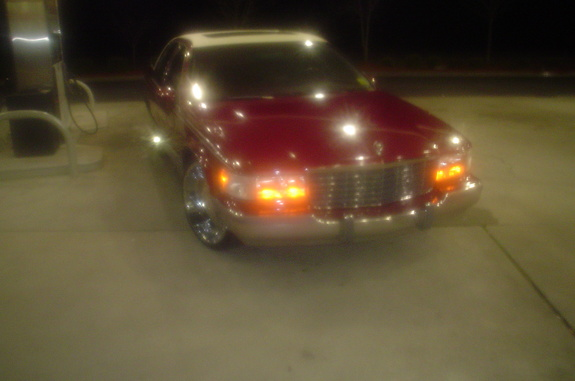 Another Dupree1184 1993 Cadillac Fleetwood post... - 9364459