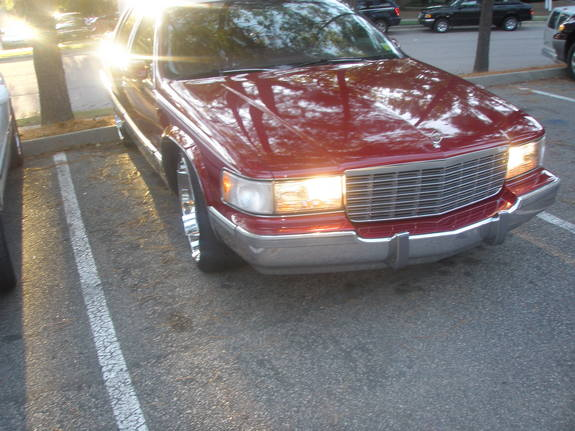 Another Dupree1184 1993 Cadillac Fleetwood post... - 9364464