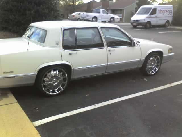 Another Dupree1184 1993 Cadillac Fleetwood post... - 9364484