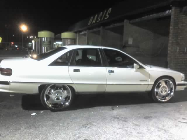 Another Dupree1184 1993 Cadillac Fleetwood post... - 9364497