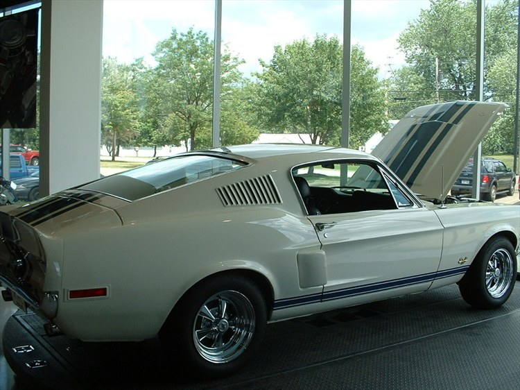 d_ford 1968 Ford Mustang