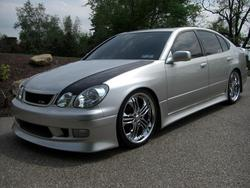 mtparker18s 2003 Lexus GS