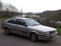 EniGmA1981s 1986 Audi Coupe