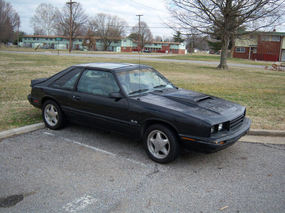 chris8304 1983 Mercury Capri Specs, Photos, Modification ...