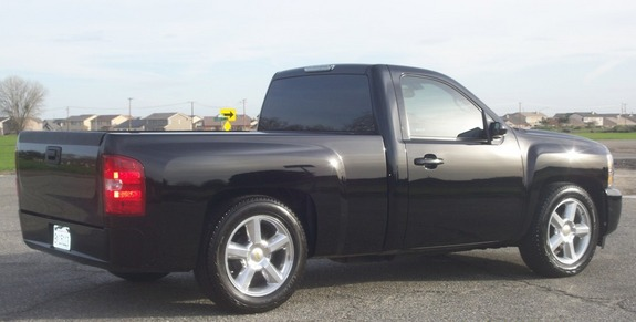 reppn 209 2007 chevrolet silverado 1500 regular cab specs. Black Bedroom Furniture Sets. Home Design Ideas