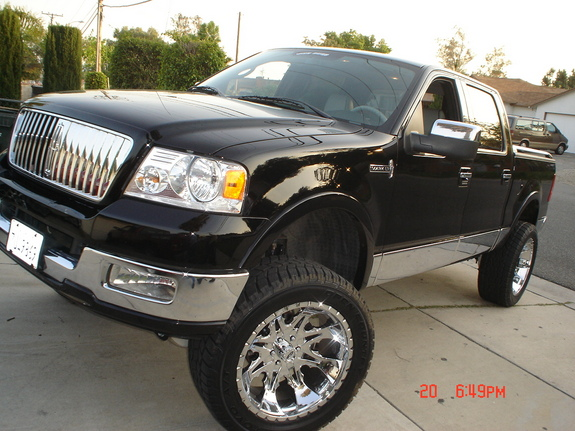 new and used lincoln mark lt prices photos reviews. Black Bedroom Furniture Sets. Home Design Ideas