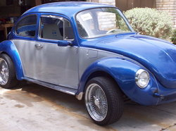 chvywa1s 1972 Volkswagen Beetle