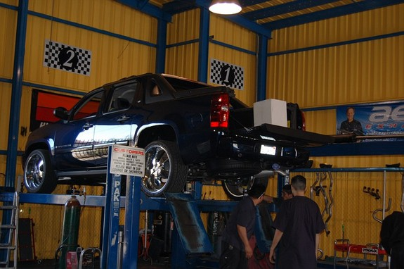 Another stephygee 2007 Chevrolet Avalanche post... - 11037707