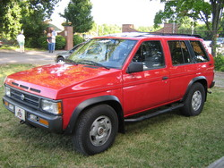 UaDudeBoy85s 1995 Nissan Pathfinder