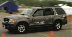 CPHVDTs 2002 Ford Explorer