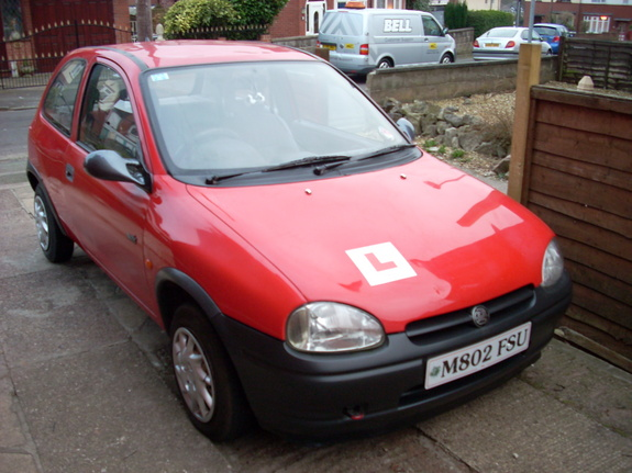 tombiddulph 1995 vauxhall corsa specs photos modification info at cardomain. Black Bedroom Furniture Sets. Home Design Ideas