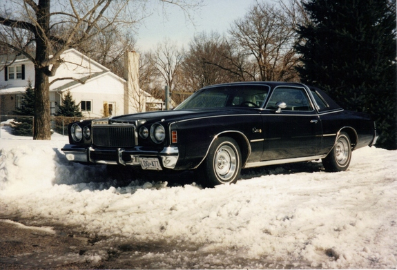 MyDazzlingDodge 1977 Chrysler Cordoba