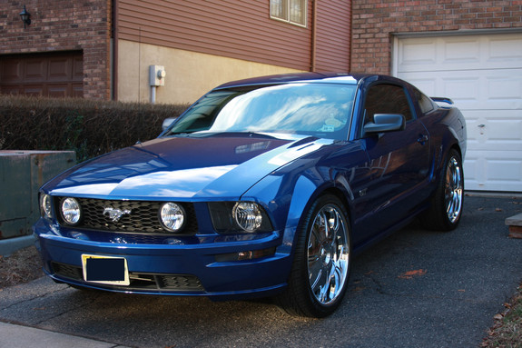 alamala 2007 ford mustang specs photos modification info at cardomain. Black Bedroom Furniture Sets. Home Design Ideas