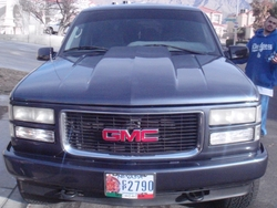 NEED4SPEEDLOKs 1995 GMC Yukon
