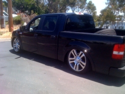 yeahyas 2006 Ford F150 Regular Cab