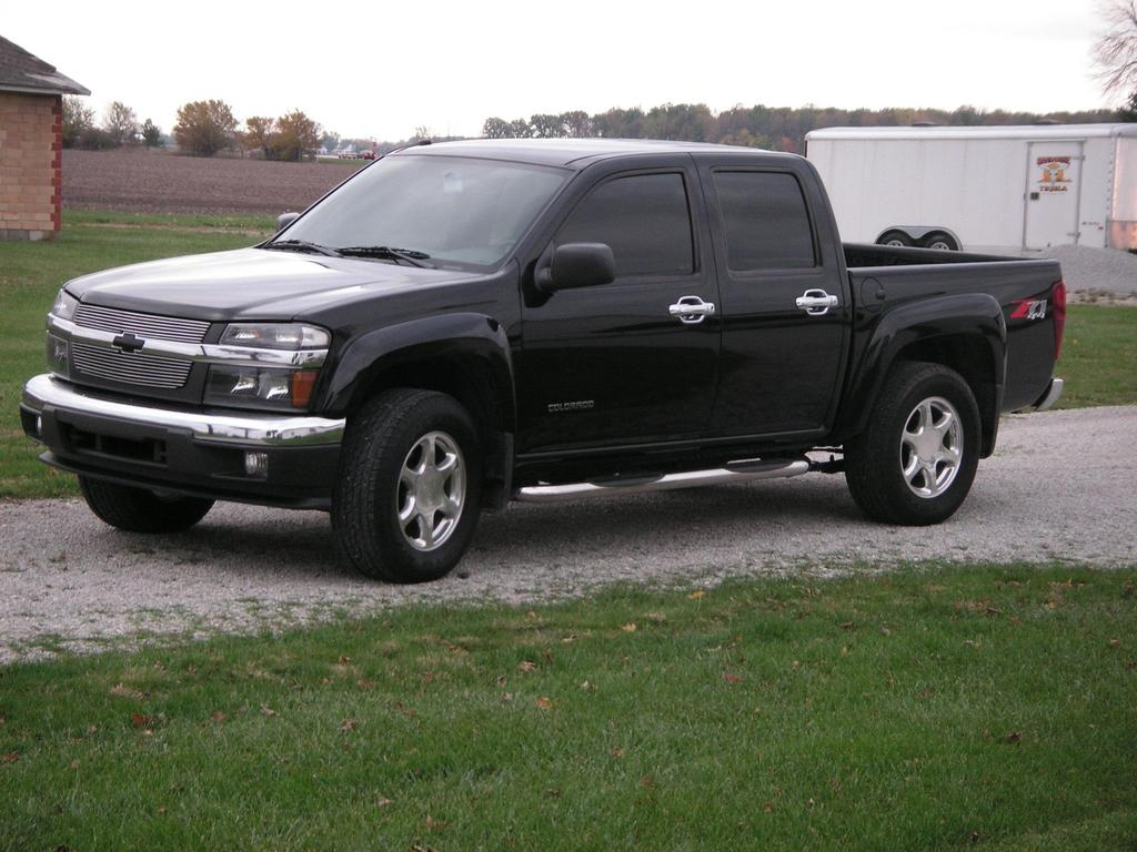 t wags 2005 chevrolet colorado crew cab specs, photos